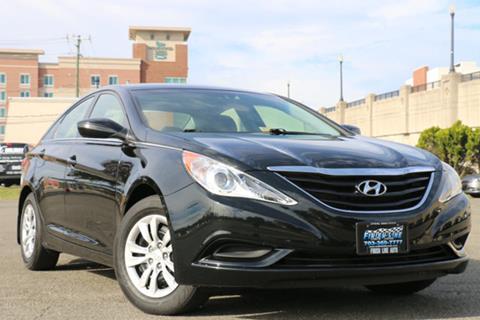 2011 Hyundai Sonata for sale in Springfield, VA