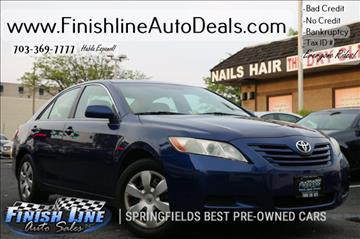 2008 Toyota Camry for sale in Springfield, VA