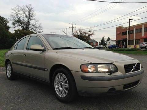 2003 Volvo S60 for sale at Luxury Unlimited Auto Sales Inc. in Trevose PA
