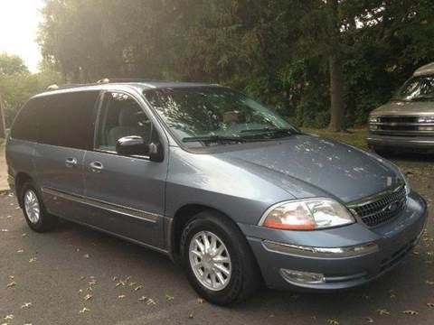 1999 Ford Windstar for sale at Luxury Unlimited Auto Sales Inc. in Trevose PA