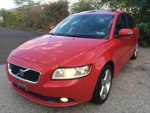 2008 Volvo S40 for sale at Luxury Unlimited Auto Sales Inc. in Trevose PA