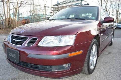 2003 Saab 9-3 for sale at Luxury Unlimited Auto Sales Inc. in Trevose PA