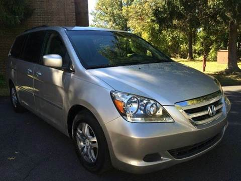 2007 Honda Odyssey for sale at Luxury Unlimited Auto Sales Inc. in Trevose PA