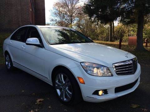 2008 Mercedes-Benz C-Class for sale at Luxury Unlimited Auto Sales Inc. in Trevose PA