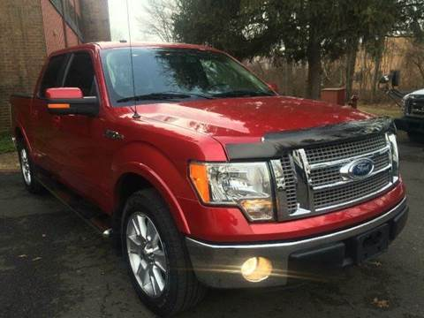 2011 Ford F-150 for sale at Luxury Unlimited Auto Sales Inc. in Trevose PA