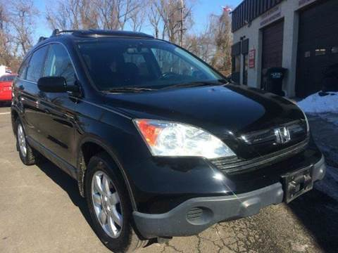 2007 Honda CR-V for sale at Luxury Unlimited Auto Sales Inc. in Trevose PA