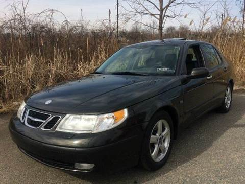 2003 Saab 9-5 for sale at Luxury Unlimited Auto Sales Inc. in Trevose PA
