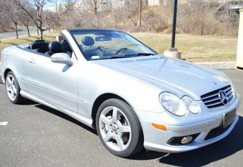 2005 Mercedes-Benz CLK-Class for sale at Luxury Unlimited Auto Sales Inc. in Trevose PA