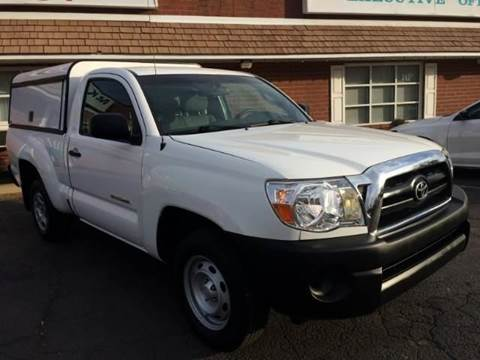 2010 Toyota Tacoma for sale at Luxury Unlimited Auto Sales Inc. in Trevose PA