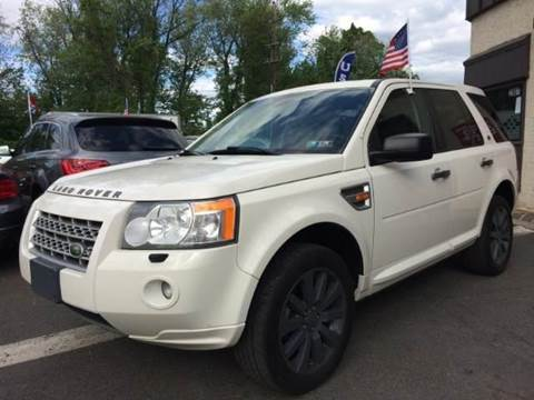 2008 Land Rover LR2 for sale at Luxury Unlimited Auto Sales Inc. in Trevose PA