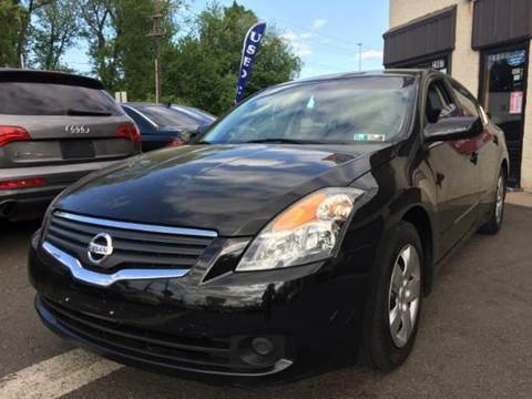 2008 Nissan Altima for sale at Luxury Unlimited Auto Sales Inc. in Trevose PA