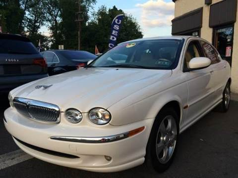 2004 Jaguar X-Type for sale at Luxury Unlimited Auto Sales Inc. in Trevose PA