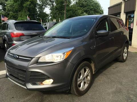 2013 Ford Escape for sale at Luxury Unlimited Auto Sales Inc. in Trevose PA