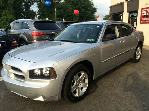 2007 Dodge Charger for sale at Luxury Unlimited Auto Sales Inc. in Trevose PA