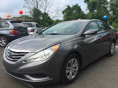 2011 Hyundai Sonata for sale at Luxury Unlimited Auto Sales Inc. in Trevose PA