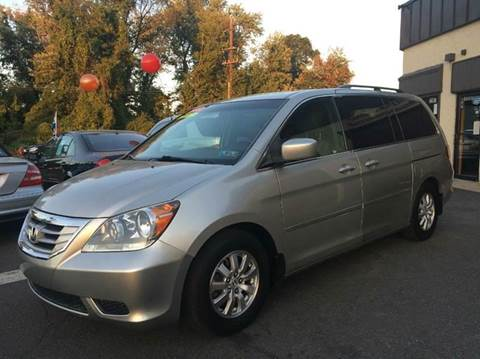 2008 Honda Odyssey for sale at Luxury Unlimited Auto Sales Inc. in Trevose PA