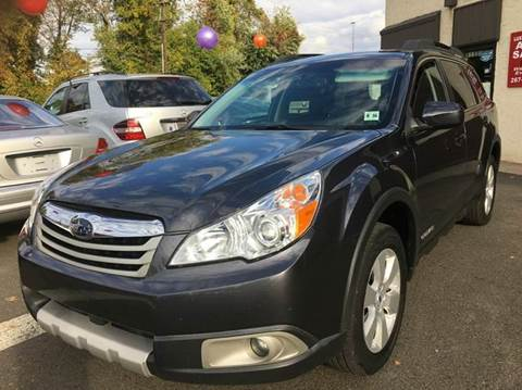 2011 Subaru Outback for sale at Luxury Unlimited Auto Sales Inc. in Trevose PA