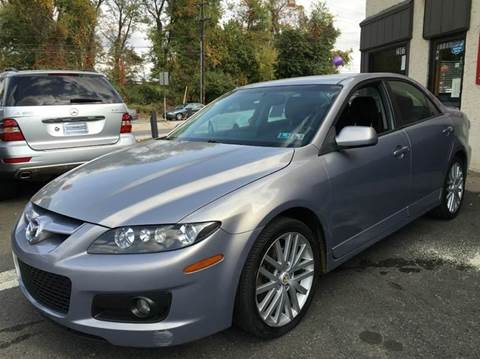2007 Mazda MAZDASPEED6 for sale at Luxury Unlimited Auto Sales Inc. in Trevose PA