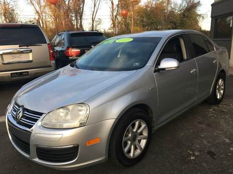 2007 Volkswagen Jetta for sale at Luxury Unlimited Auto Sales Inc. in Trevose PA