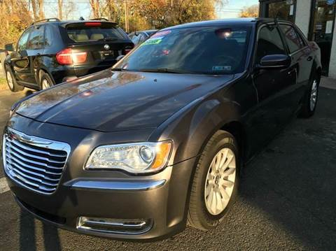 2014 Chrysler 300 for sale at Luxury Unlimited Auto Sales Inc. in Trevose PA