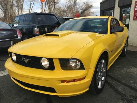 2006 Ford Mustang for sale at Luxury Unlimited Auto Sales Inc. in Trevose PA