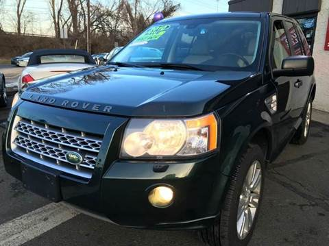 2010 Land Rover LR2 for sale at Luxury Unlimited Auto Sales Inc. in Trevose PA