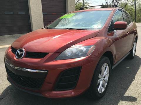 2011 Mazda CX-7 for sale at Luxury Unlimited Auto Sales Inc. in Trevose PA