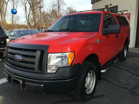 2010 Ford F-150 for sale at Luxury Unlimited Auto Sales Inc. in Trevose PA