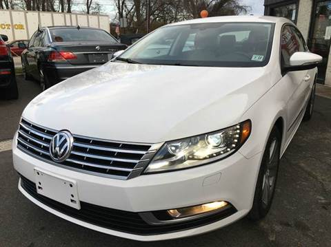 2013 Volkswagen CC for sale at Luxury Unlimited Auto Sales Inc. in Trevose PA