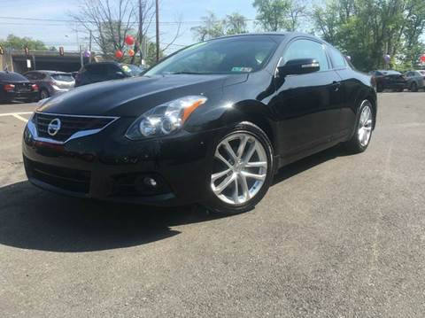 2010 Nissan Altima for sale at Luxury Unlimited Auto Sales Inc. in Trevose PA