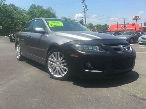 2006 Mazda MAZDASPEED6 for sale at Luxury Unlimited Auto Sales Inc. in Trevose PA