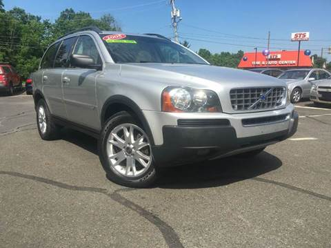 2005 Volvo XC90 for sale at Luxury Unlimited Auto Sales Inc. in Trevose PA