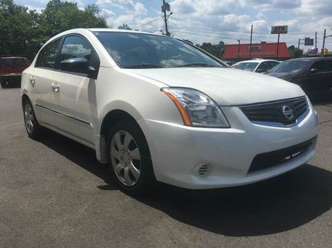 2010 Nissan Sentra for sale at Luxury Unlimited Auto Sales Inc. in Trevose PA