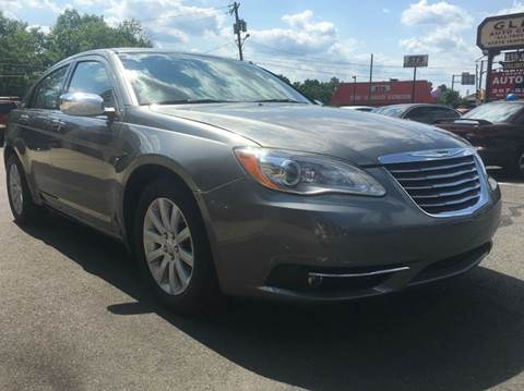 2013 Chrysler 200 for sale at Luxury Unlimited Auto Sales Inc. in Trevose PA
