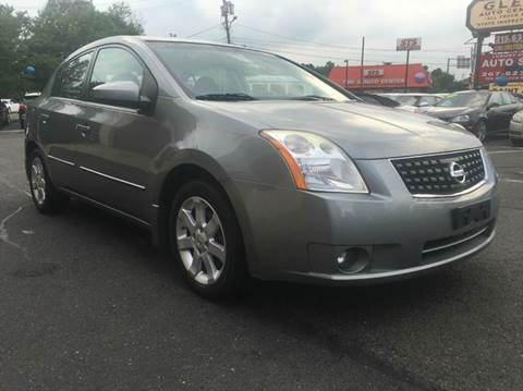 2009 Nissan Sentra for sale at Luxury Unlimited Auto Sales Inc. in Trevose PA