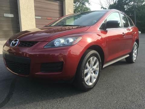 2007 Mazda CX-7 for sale at Luxury Unlimited Auto Sales Inc. in Trevose PA