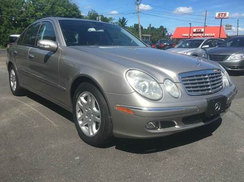 2006 Mercedes-Benz E-Class for sale at Luxury Unlimited Auto Sales Inc. in Trevose PA