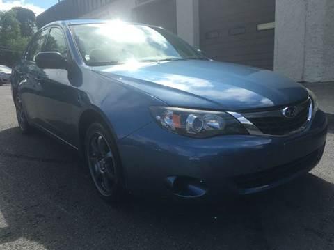 2008 Subaru Impreza for sale at Luxury Unlimited Auto Sales Inc. in Trevose PA