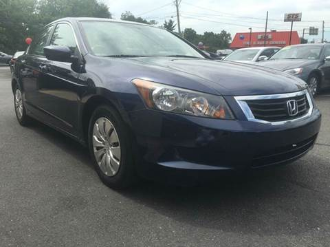 2010 Honda Accord for sale at Luxury Unlimited Auto Sales Inc. in Trevose PA