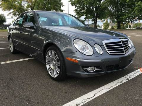 2007 Mercedes-Benz E-Class for sale at Luxury Unlimited Auto Sales Inc. in Trevose PA