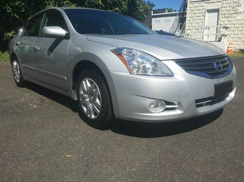 2012 Nissan Altima for sale at Luxury Unlimited Auto Sales Inc. in Trevose PA