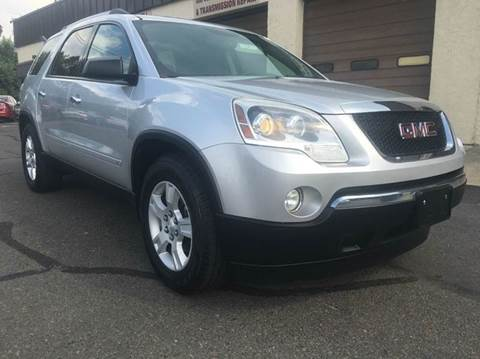 2010 GMC Acadia for sale at Luxury Unlimited Auto Sales Inc. in Trevose PA