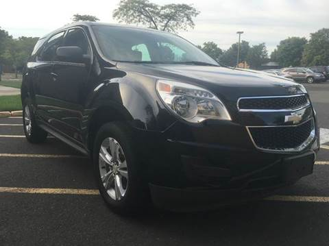 2011 Chevrolet Equinox for sale at Luxury Unlimited Auto Sales Inc. in Trevose PA