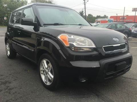 2011 Kia Soul for sale at Luxury Unlimited Auto Sales Inc. in Trevose PA