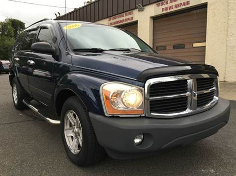 2006 Dodge Durango for sale at Luxury Unlimited Auto Sales Inc. in Trevose PA