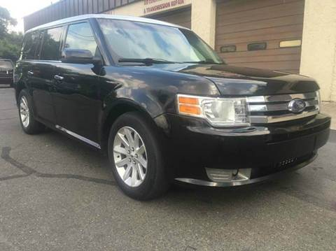 2009 Ford Flex for sale at Luxury Unlimited Auto Sales Inc. in Trevose PA