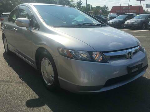 2008 Honda Civic for sale at Luxury Unlimited Auto Sales Inc. in Trevose PA