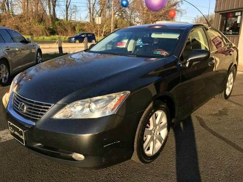 2009 Lexus ES 350 for sale at Luxury Unlimited Auto Sales Inc. in Trevose PA