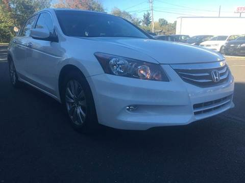 2012 Honda Accord for sale at Luxury Unlimited Auto Sales Inc. in Trevose PA