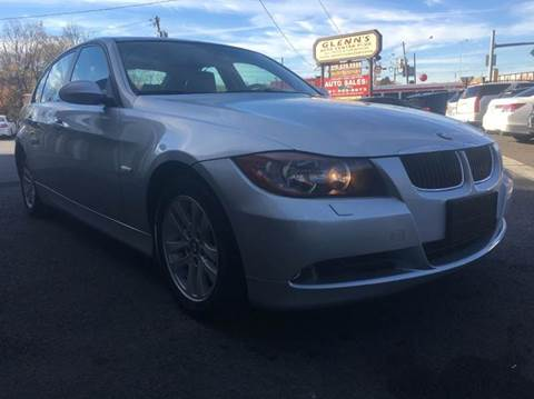 2007 BMW 3 Series for sale at Luxury Unlimited Auto Sales Inc. in Trevose PA